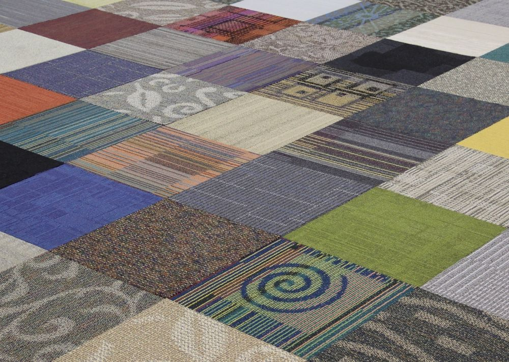 Top Reasons To Choose Carpet Squares For Your Home Or Office